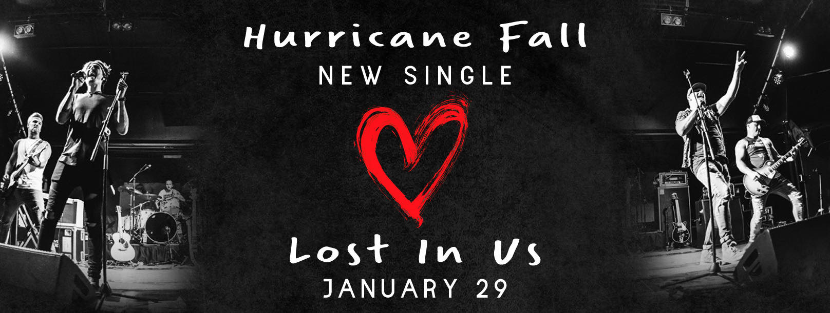 Hurricane Fall - Love in Us Tour
